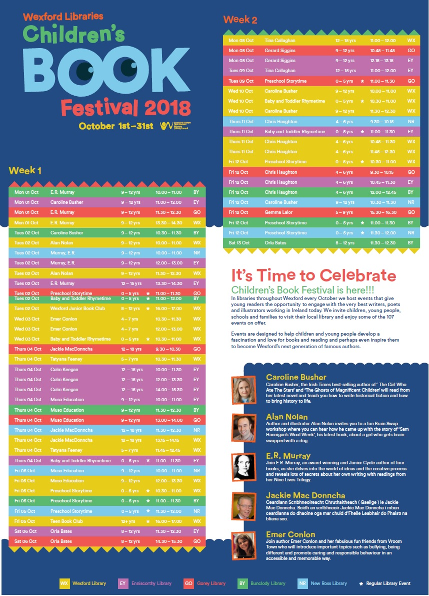 Childrens-Book-Festival-2018-Brochure digital Wexford