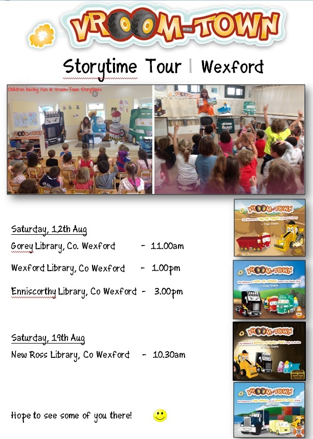 StorytimeTour Aug 17