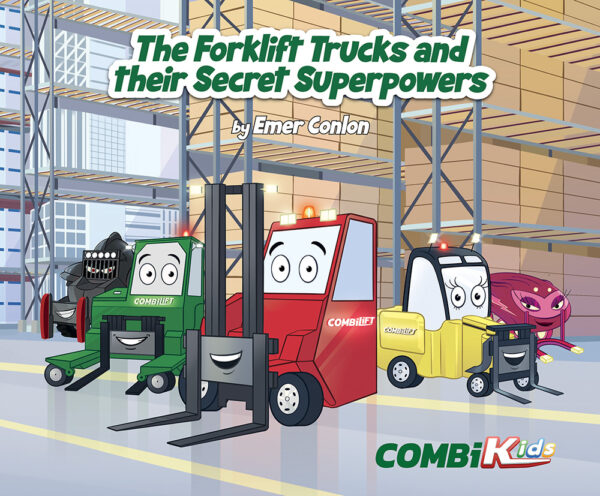CombiKids Book Cover