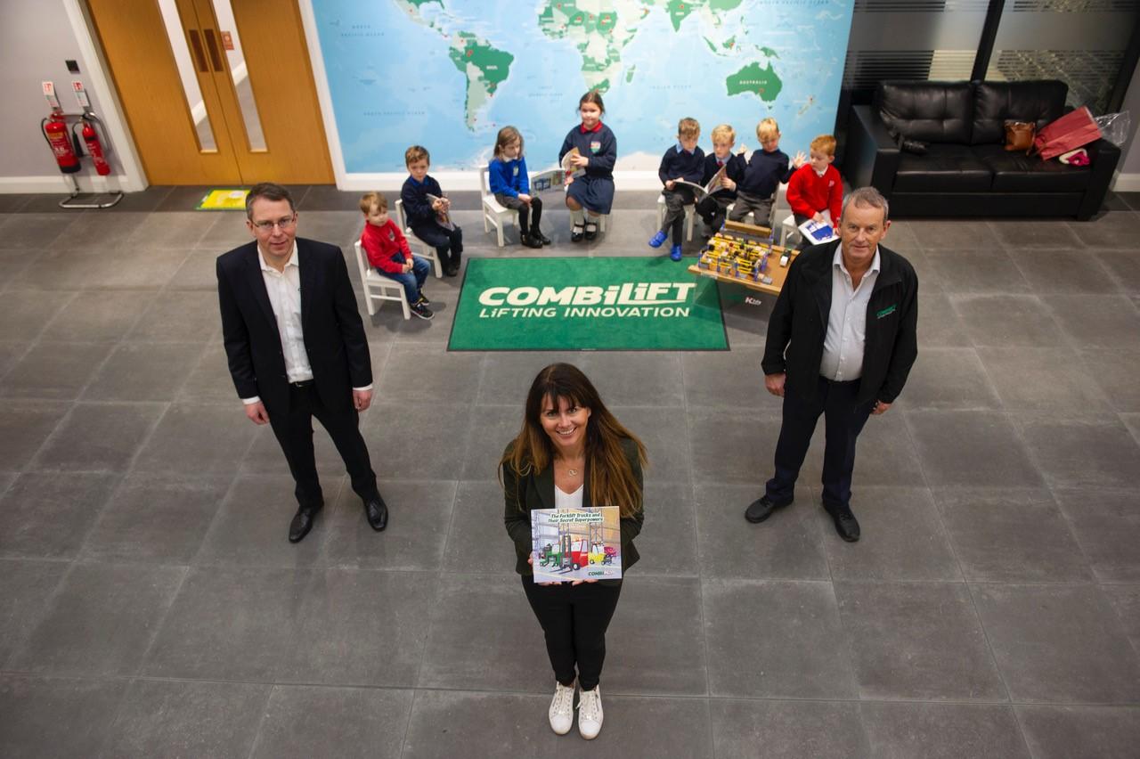 CombiKids Book Launch