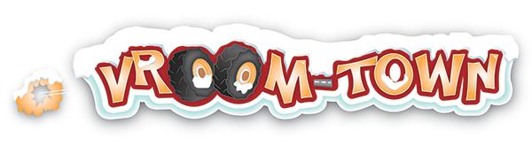 Vroom-Town logo