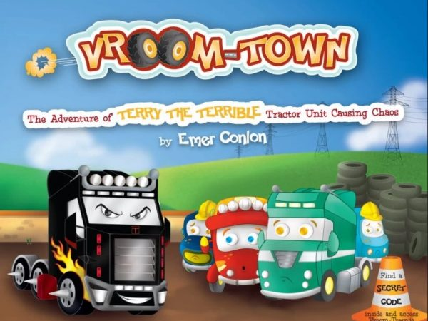 The Adventure of Terry The Terrible Tractor Unit Causing Chaos