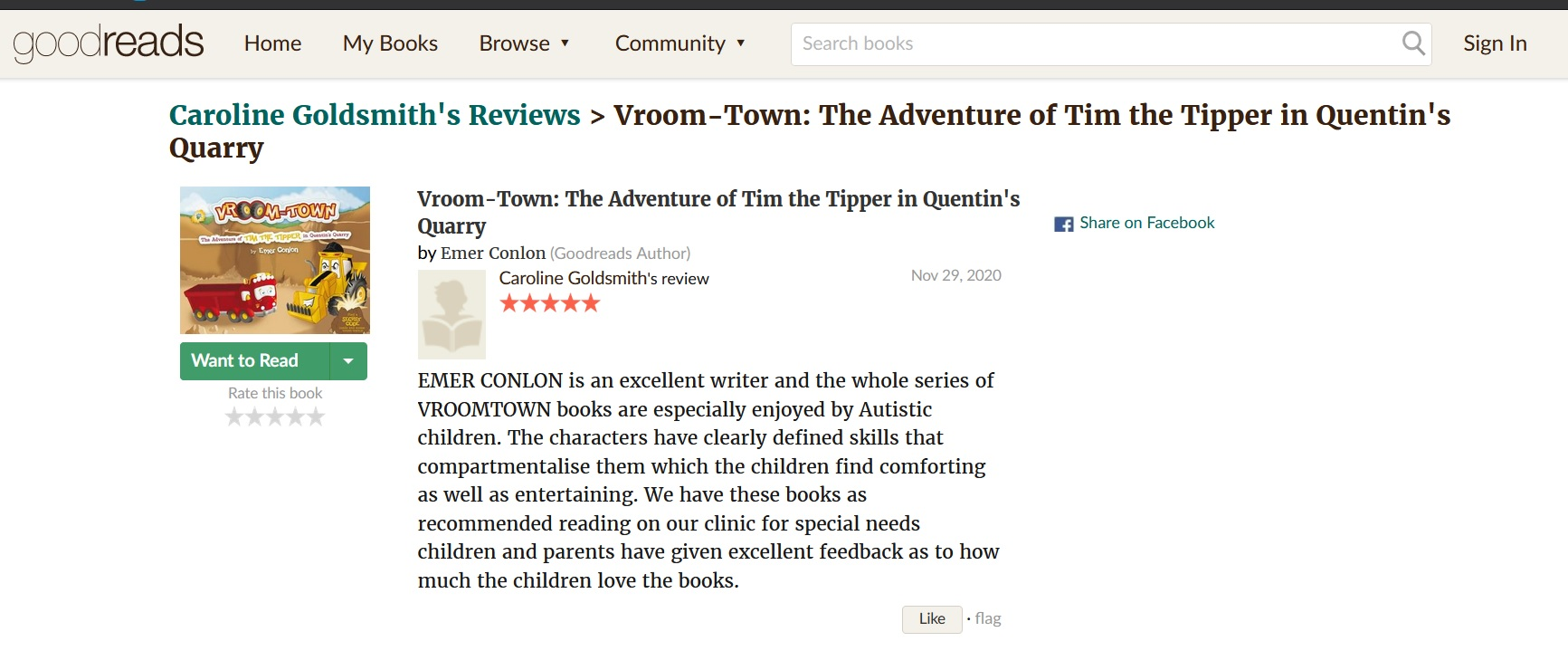 Review of Tim the Tipper