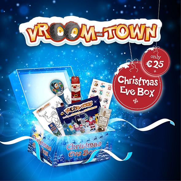 Christmas Eve Boxes!